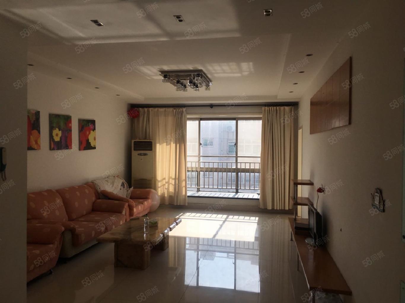 房子非常干净,3室、家具家电齐全,小区好停车,1300/月