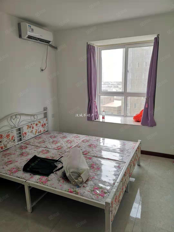 汉城,珠泉路,万达附近,丽彩珠泉新城,精装两室空房