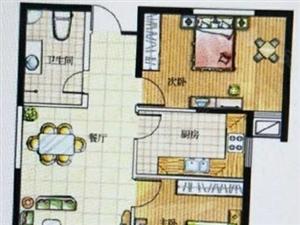 北城二小十中滨河新天地单价8400带储藏室三室有证