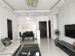 鑫空间精装两室全新家具家电高楼层视野宽阔拎包入住
