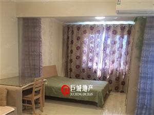 首创象墅22000元1室1厅1卫精装修,家具电器齐全非