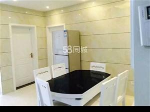 荟萃中央,精装修四台空调,三房两厅一卫,拎包入住