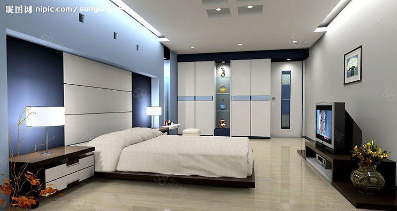 长虹路宏达路省体大学附近精装三室一厅出租拎包入住