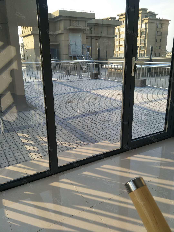润景苑大平层带大露台有车位包物业暖气费可住可办公