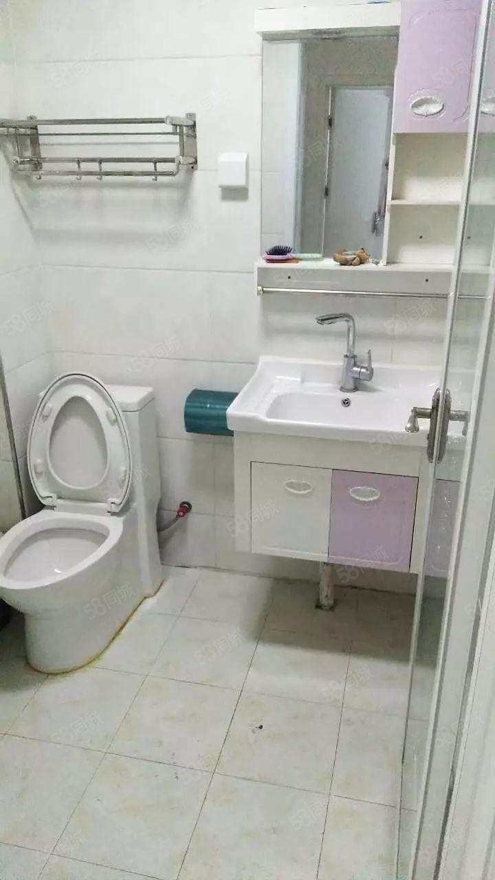 兰寨新城小两室精装修温馨的小家
