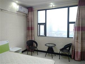新街口单身公寓家电家私齐全拎包入住城市便捷酒店楼上