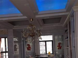 出租未来城豪装中央空调三室两厅家具家电齐全