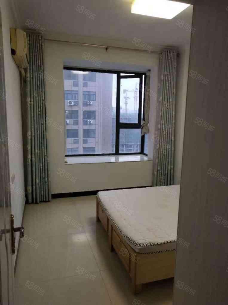 佳利金色东方精装两室家具家电齐全随时看房
