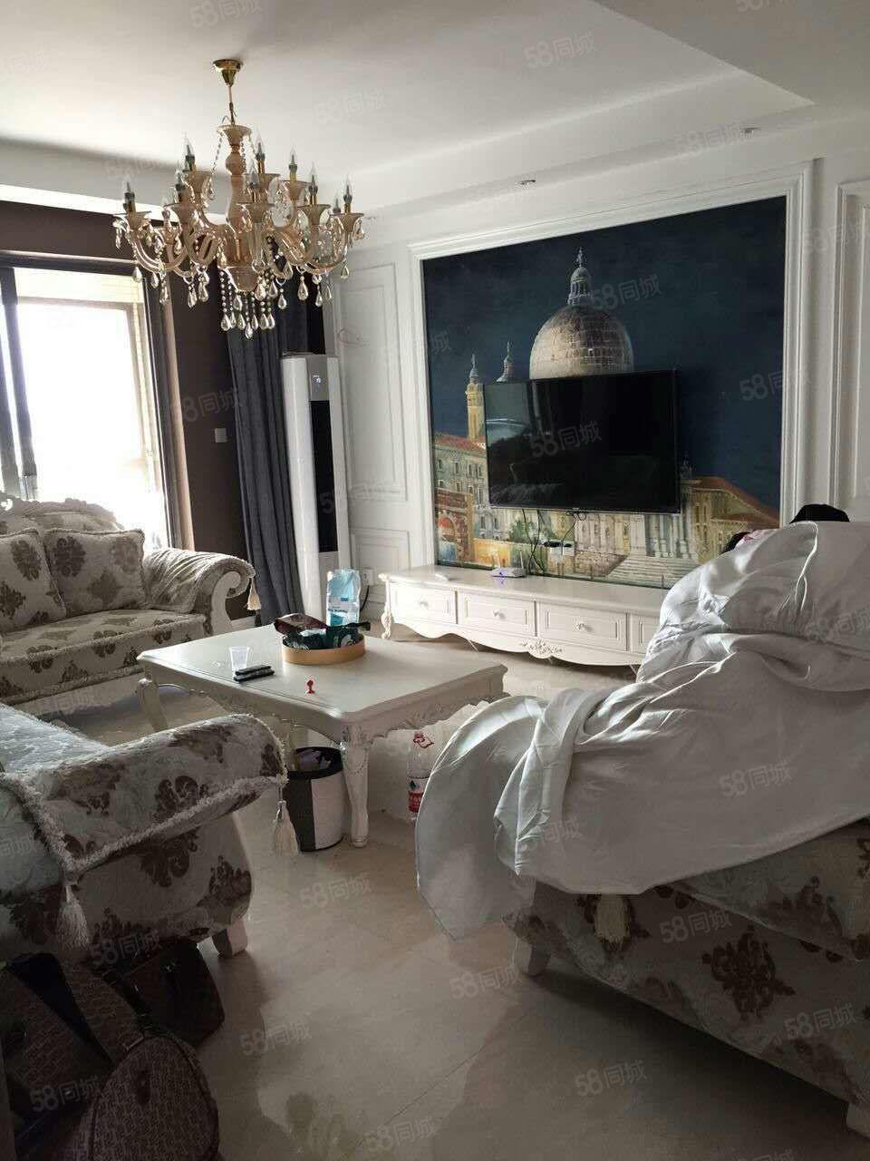 橡树玫瑰城精致小3房只要120万低于市场价业主回家做