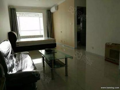 富尔沃财富街1750元1室1厅1卫精装修全套高档家私电