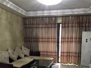 郦景阳光对面万达华城3室2厅2卫精装修居家设备齐全出租