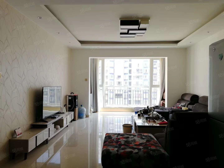 盛世庭园B区112平精装修带全套家具家电1800块随时可看房