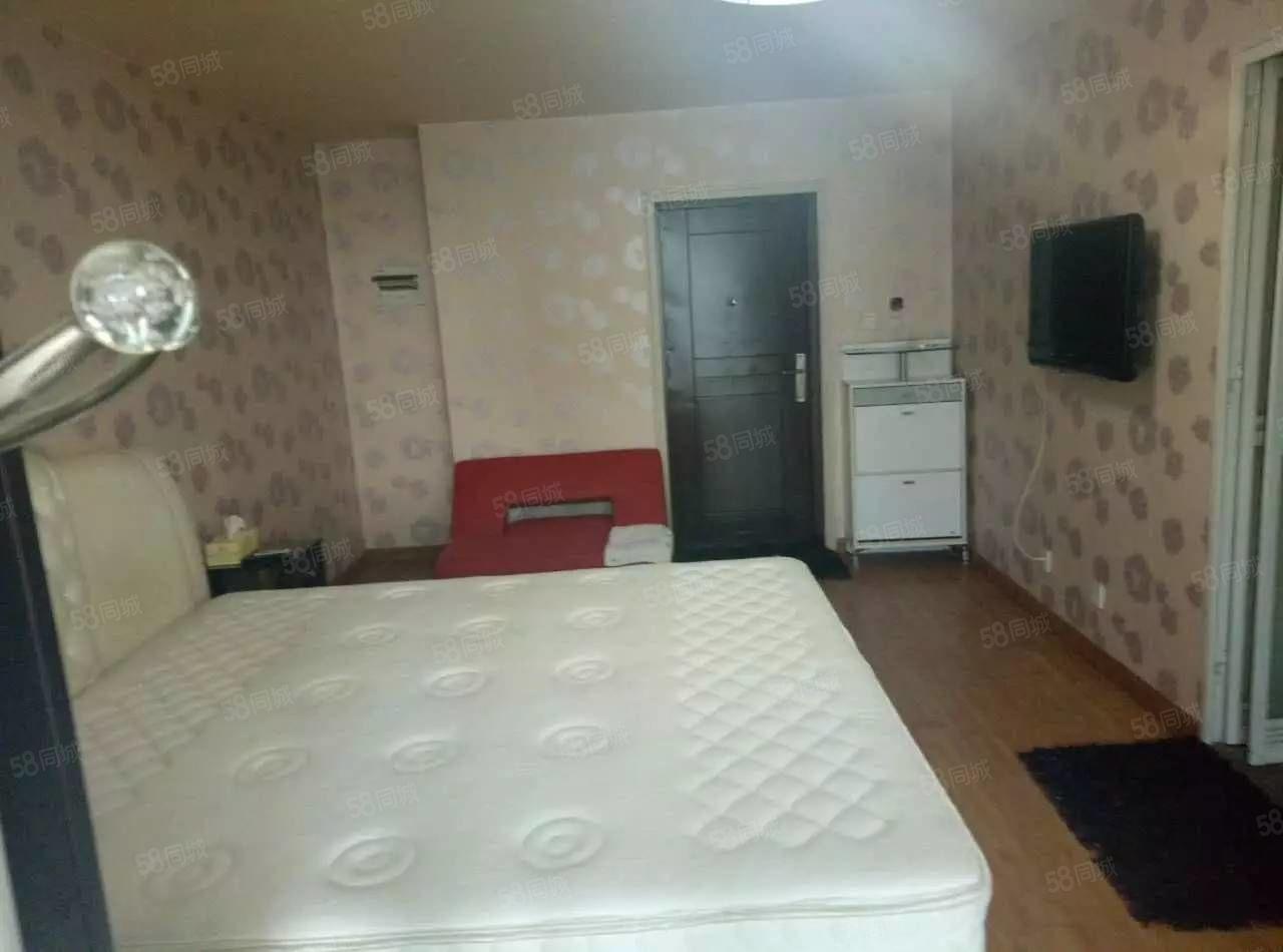 正商蓝钻品质小区精装一房700押一付一随时看房
