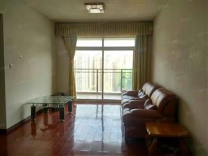 城中央毕加索两室两厅一卫精装冰箱洗衣机空调都有