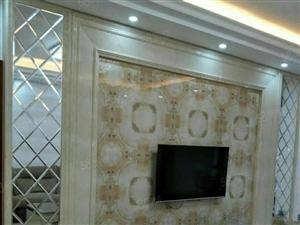 盛世宏城电梯房4楼,有证可按揭,带家具,家电