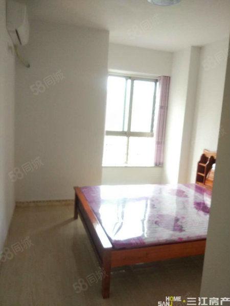 金色巴黎两室带全新家具家电紧邻两所学校学位房急租