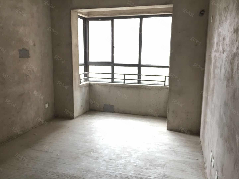 名门郡景133平三室两厅两卫毛坯1200元可做仓库员工宿舍