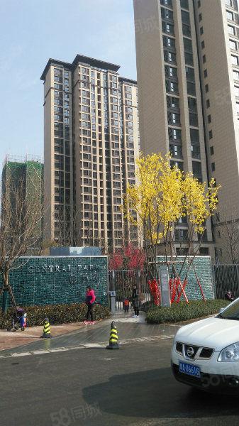 正弘中央公园麓林苑大三房精装修办公居住均可