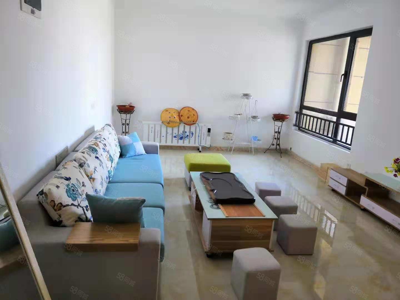 龙湖一中旁唐宁一号精装修的好房子,花一室钱租三室超划算