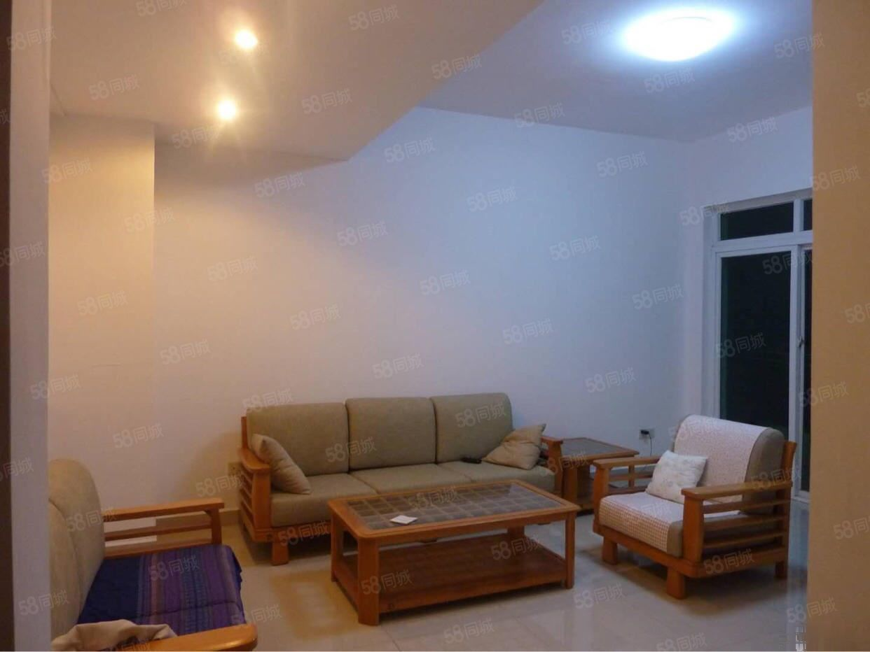 富海花园三房二厅二卫复式,精装修拎包入住