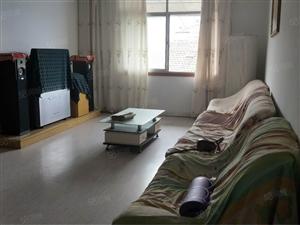 湖桥董家小区近二室一厅108平,装修带家电,急售19.5万