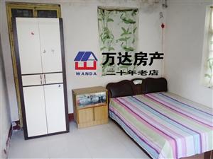 清泉小区南头平房1室1卫太阳能空调宽带家具干净拎包