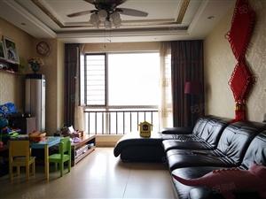尚东城南北通透精装三居带家具家电户型好视野棒有房本