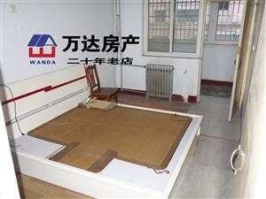 清泉市场南大型小区国浩美都1楼3室暖气地板革床