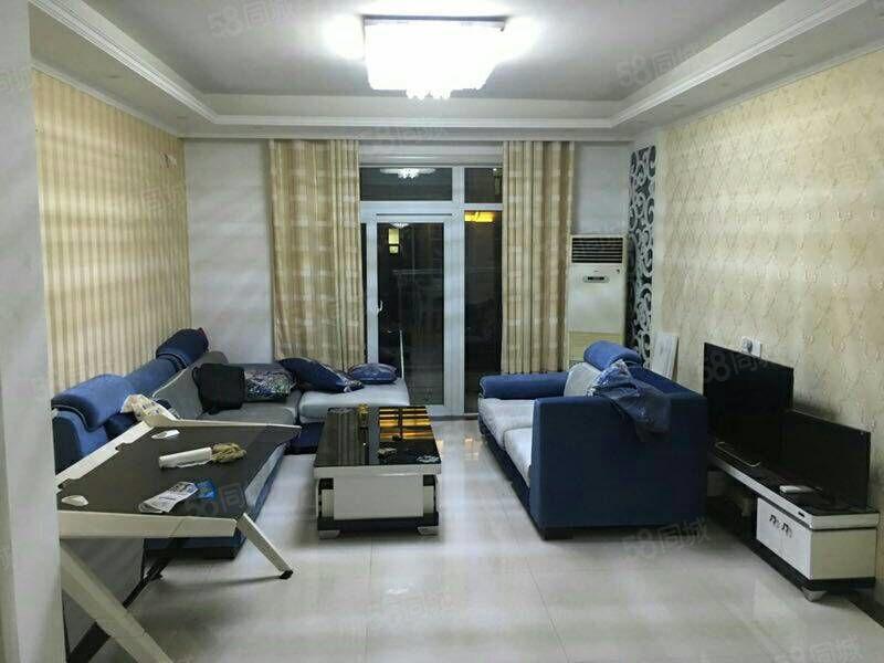 建业森林半岛3室出租,拎包入住,水电齐全
