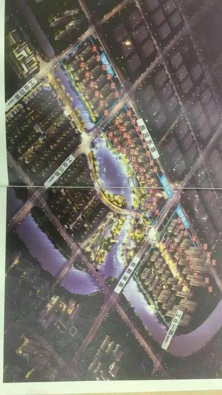 南港绿地113平三房,直接更名,7万就转,要买绿地高层抓紧了