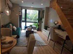 锦艺城精装公寓双地铁口自带30万平商业中心年底开业
