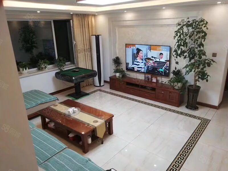 德通秀苑一楼带花园113平65万全新实木装修