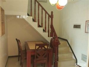 河东新区龙腾御景精装复式使用面积94平方