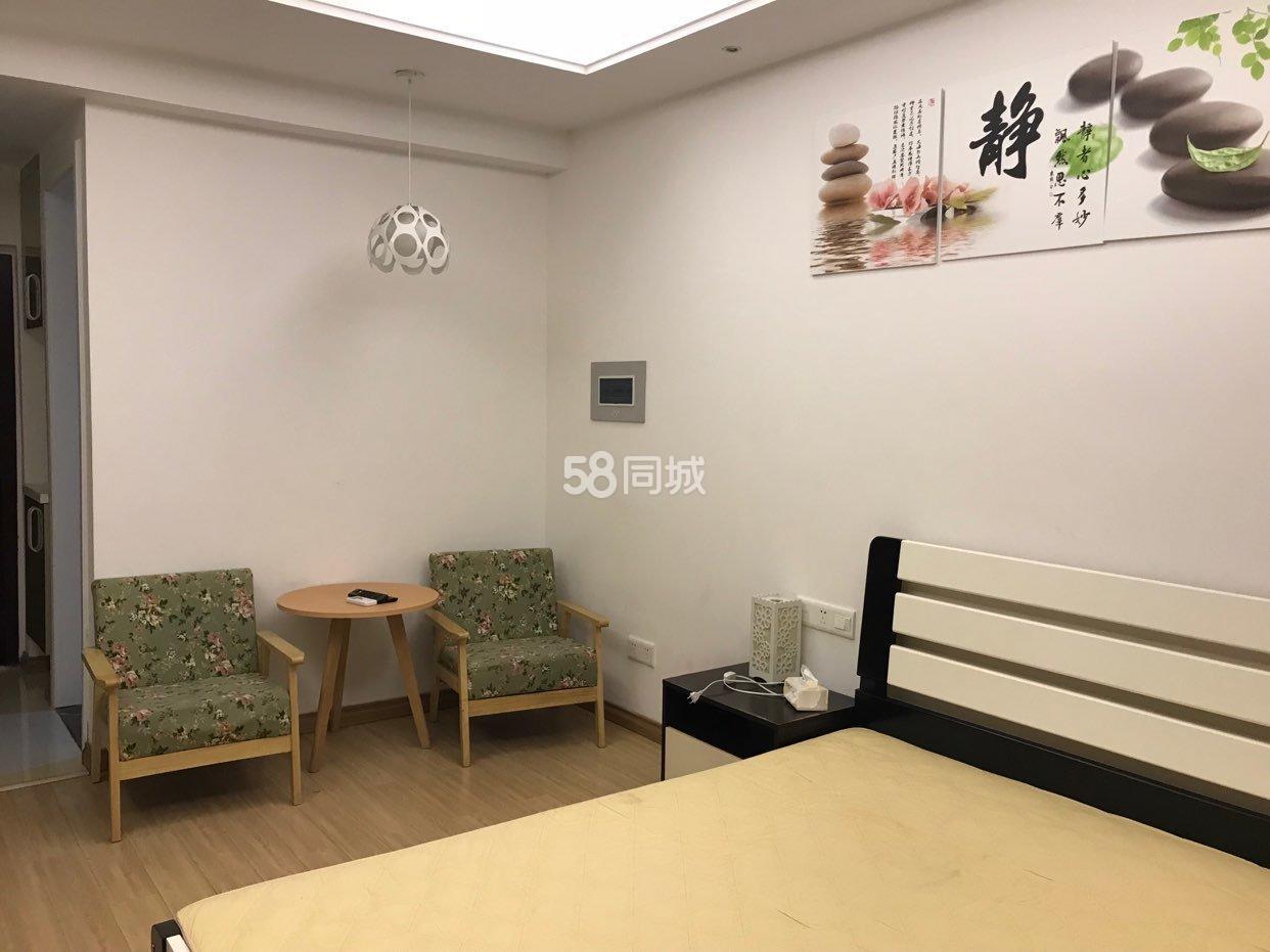 中融中央公馆(富春路)1室1厅1卫