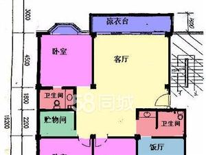 长兴城B区3室2厅2卫