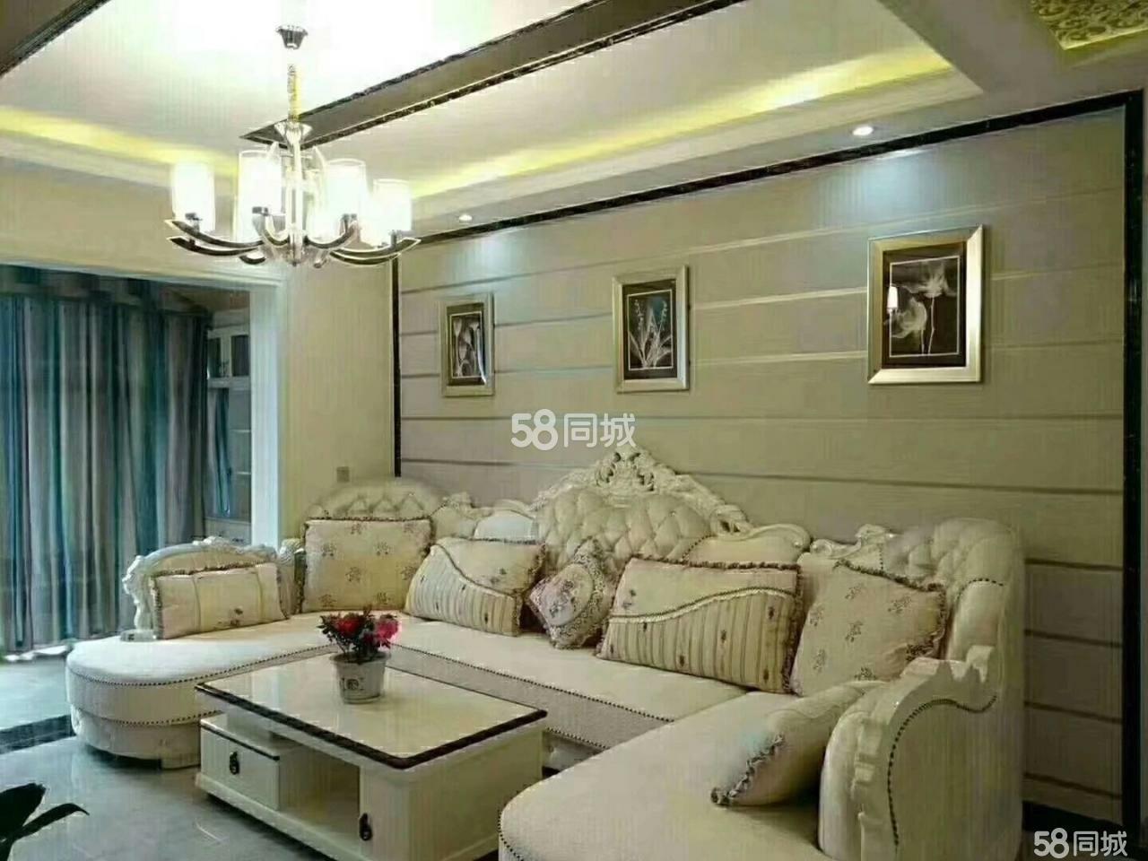 北门金海国际精装新色舒适拎包入3室2厅2卫