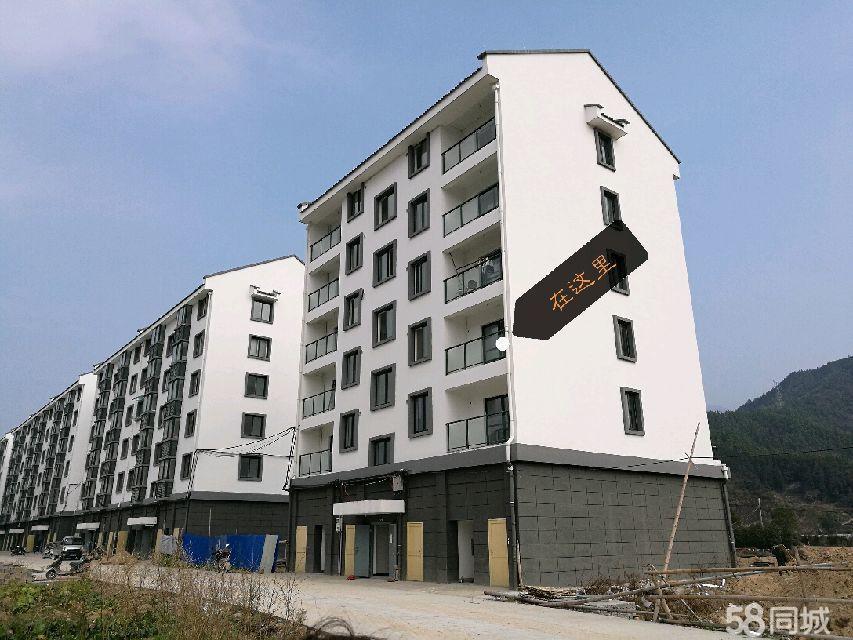 遂昌云峰湖兴街小区2室2厅1卫86平米