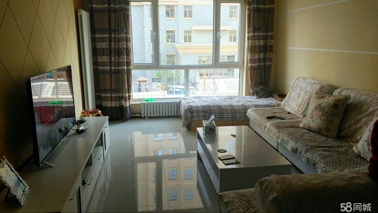 龙沙区公元尚品小区正二楼2室1厅1卫