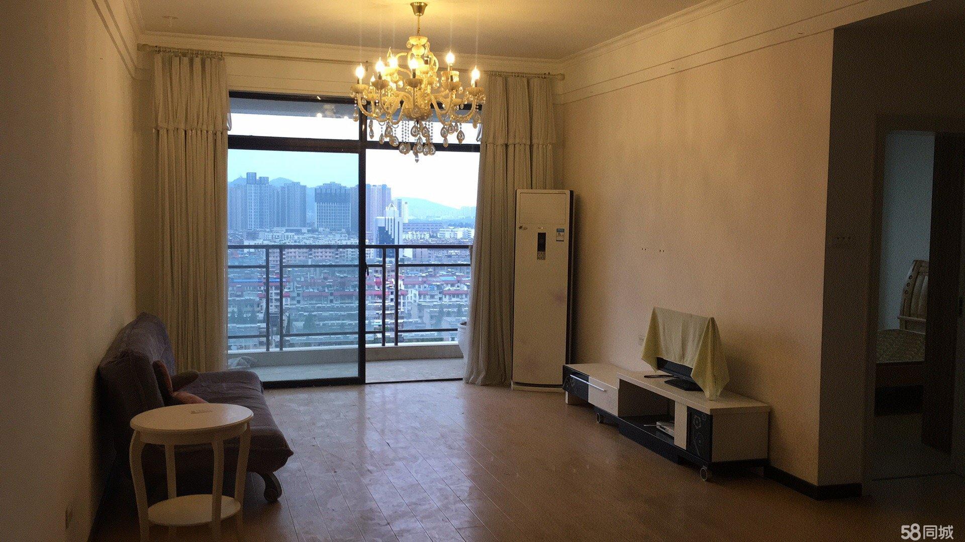 襄阳CBD民发盛特花园2房2厅,送家私家电,可租可售