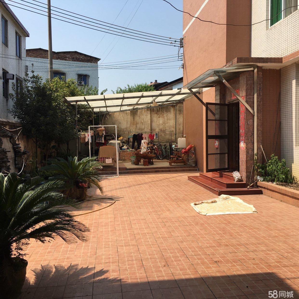 南郊六公里私宅140方3层半外加超大花园
