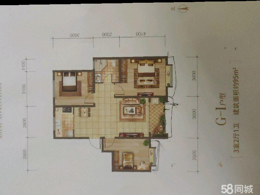 印象泰山湖语墅一楼带院带同面积地下室