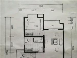 出售山阳县110平福临佳苑电梯楼3室2厅1卫三楼商品房