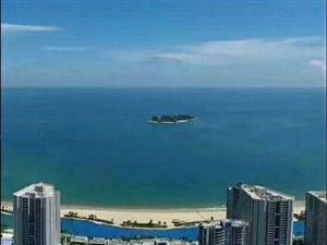 首付十五万买一线海景房,带精装,酒店代租代管,租金抵月供