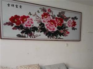 安陵镇阳光丽城2室2厅90平米简单装修年付
