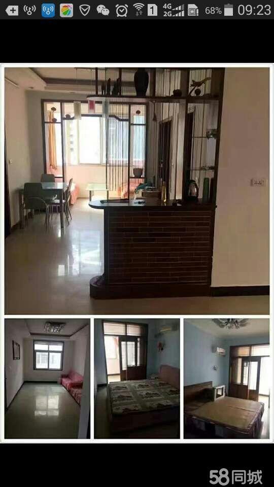 汝阳林苑小区隔壁3室2厅120平米简单装修年付