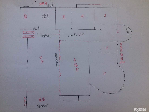 市政府附近个人房源,买一层送两层