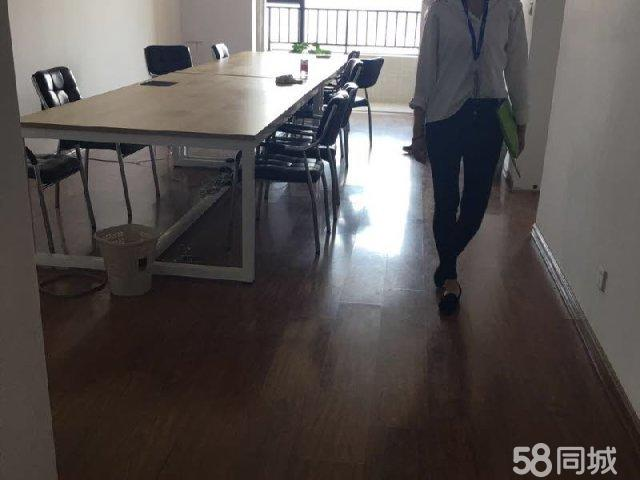 天祥优选+人民路商业区【财富中心】两室办公房带三个空调
