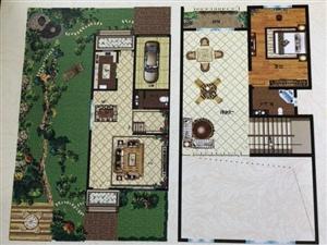 澳门网上投注娱乐世纪名苑双拼别墅6室3厅6卫340平米