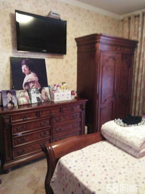 世纪大道+【华宇蓝郡】豪华装修实木家具证在手带家具家电