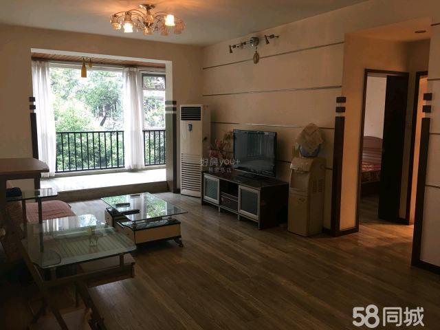众合西景单身公寓空房2400元/月出租